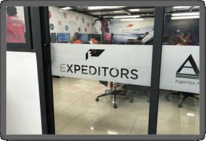 Expeditors Aduana